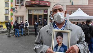 Diyarbakırdaki evlat nöbeti eylemine, 500. günde bir aile daha katıldı
