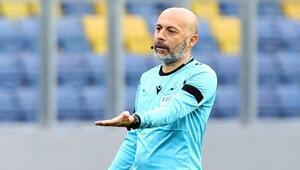 Cüneyt Çakır 27. derbisine çıkacak Beşiktaşın konuğu Galatasaray...