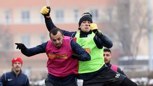 Kayserispor, Gaziantep FK deplasmanına hazırlanıyor