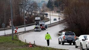 Burdurda kaza: 2 yaralı