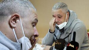Marius Sumudica, Gaziantep FKya veda ederken gözyaşlarını tutamadı