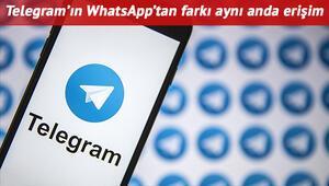 Telegram nedir ve nasıl kullanılır Telegramın WhatsApptan en büyük farkı çoklu cihazdan içerik eşleştirme