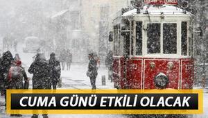 Bugün hava nasıl olacak Valilikten İstanbul için kar uyarısı -  MGM 15 Ocak İstanbul, Ankara, İzmir  il il hava durumu tahminleri