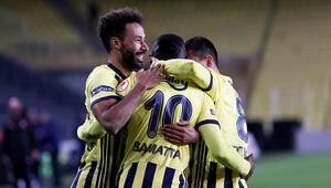 Fenerbahçe, Türkiye Kupasında çeyrek finalde Kasımpaşa tek golle yıkıldı