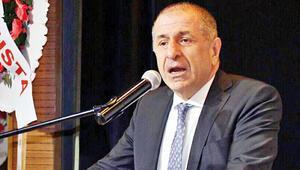 İYİ Partili Özdağ: 'Basın yoluyla tehdit ediliyorum'