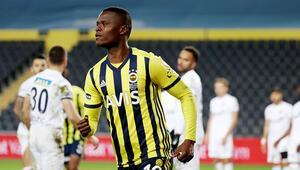 Fenerbahçede Samattadan maç sonu sakatlık açıklaması