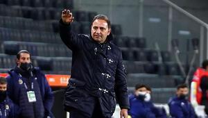 Kasımpaşa Teknik Direktörü Fuat Çapadan penaltı tepkisi