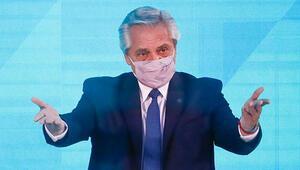Arjantin Devlet Başkanı Fernandez kürtaj yasasını onayladı
