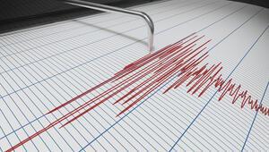 İzmirde son dakika deprem mi oldu Nerede deprem oldu 15 Ocak Kandilli son depremler haritası