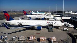 Delta Havayollarından büyük zarar