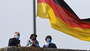 Almanyada koronavirüs vaka sayısı 2 milyonu aştı
