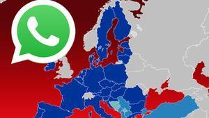 WhatsApp, Avrupa ülkelerine söz geçiremiyor