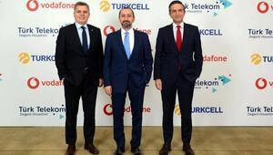 Turkcell, Türk Telekom ve Vodafonedan önemli iş birliği