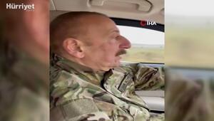 Aliyev, Füzuli-Şuşa karayolunun temelini attı