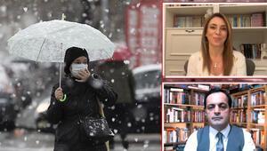 İstanbul'da ne zaman lapa lapa kar yağacak Uzman isim o güne işaret etti