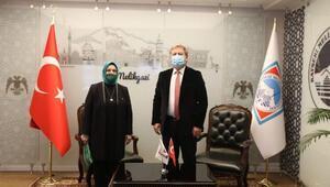 Milletvekilleri Nergis ve Ataş'tan, Başkan Palancıoğlu'na ziyaret