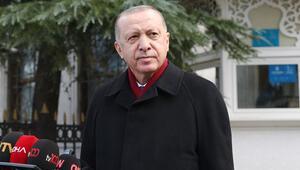 Cumhurbaşkanı Erdoğan yanıtladı... Aşının yan etkisi oldu mu
