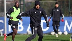 Beşiktaştan derbiye taktik idman