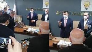 Cumhurbaşkanı Erdoğandan Menemene tebrik telefonu