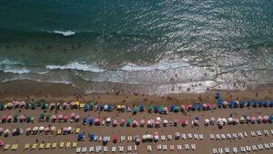 Turizmin başkenti Antalya 175 ülkeden misafir ağırladı