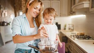 Mutfak çocuklar için güvenli hale nasıl getirilir