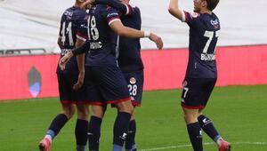 Antalyasporun kupada rakibi Sivas