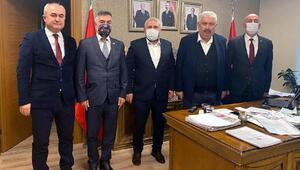 MHPnin Denizlinin yeni il başkanı Gökalp oldu