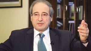 AB, Esad rejiminin Dışişleri Bakanı Mikdadı da yaptırım listesine ekledi