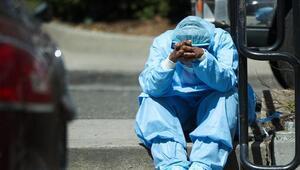 ABDde koronavirüsten ölenlerin sayısı 398 bini geçti
