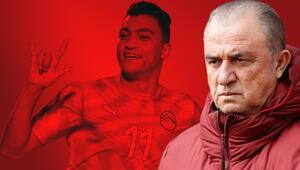 Son dakika | Galatasaraya müjde Saint-Etienne, Mostafa Mohamedden vazgeçmek üzere