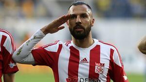 Yasin Öztekin, Sivasspor'a veda etti Yeni takımı açıklandı