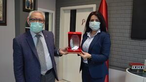 Yılın Eğitimcisi Ödülü Filiz Kılınç'a verildi