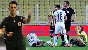 Son Dakika | MHK, Erkan Özdamarı görevden aldı Fenerbahçe-Kasımpaşa maçı sonrası...