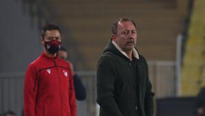 Beşiktaşta Galatasaray maçının taktiği belirlendi