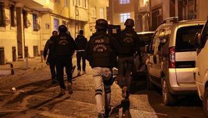 İstanbulda PKK operasyonu