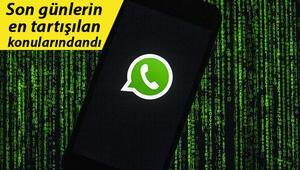 WhatsApptan gizlilik sözleşmesi açıklaması Geri adım attılar