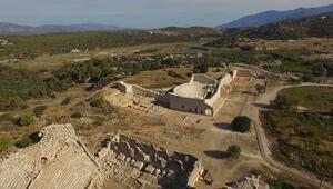Patara Antik Kentine rekor ziyaretçi