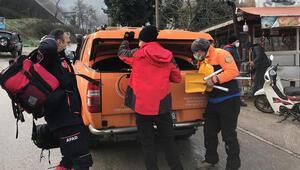 Kayıp doktor Uğur Tolun'u, 100 kişilik arama kurtarma ekibi arıyor