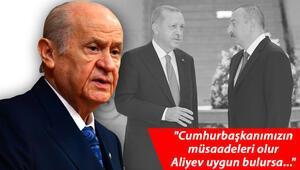MHP lideri Bahçeli talimatını Twitterdan duyurdu