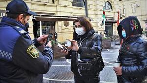 Azerbaycanda karantina uygulaması 1 Nisana kadar uzatıldı