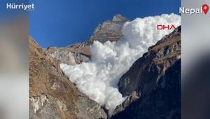 Himalayalarda nefes kesen anları böyle kaydetti