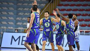 Büyükçekmece Basketbol 75-88 TOFAŞ