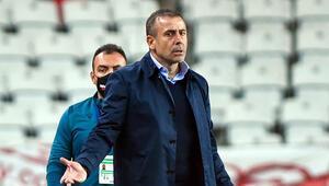 Trabzonsporda Abdullah Avcıdan transfer açıklaması