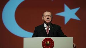 Cumhurbaşkanı Erdoğan: Hedeflerimizi gerçekleştirmek için gece gündüz koşuyoruz