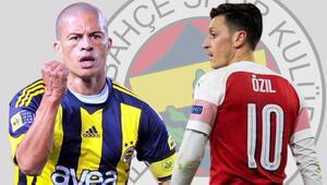 Fenerbahçenin yeni Alexi Mesut Özil