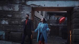 Tuğçe Kandemir Ankara Kalesi'nde klip çekti