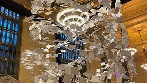 Dünyanın en pahalı sanat eserine ziyaretçi akını