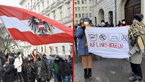 Sağcılar önlemleri, solcular da onları protesto etti