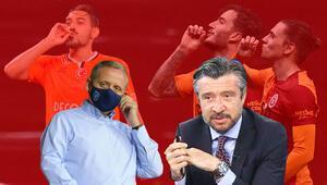 Son Dakika | İrfan Can Kahveci transferinde yeni gelişme Galatasaray ile Başakşehir anlaştı