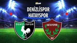 Denizlispor - Hatayspor maçı hangi kanalda, saat kaçta yayınlanacak